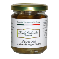Peperoni in olio extra...
